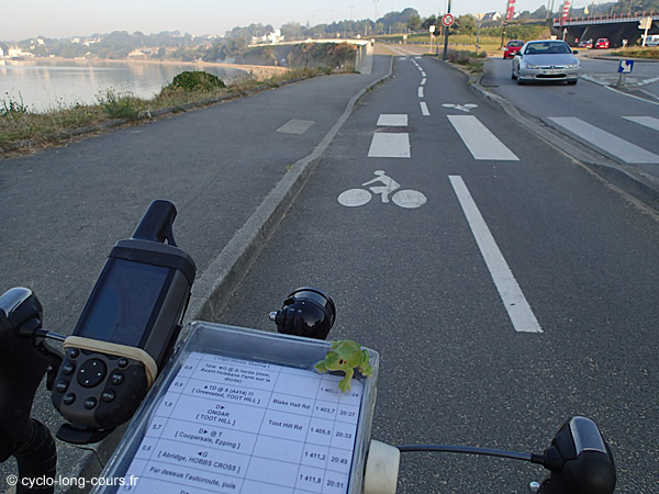 Moulin Blanc - Brest ©cyclo-long-cours.fr