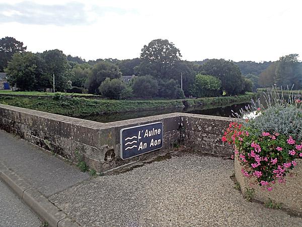 L'Aulne - Pont Coblant ©cyclo-long-cours.fr