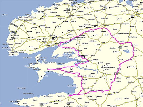 25 septembre 2013 : 220 km, Dodécaudax 2/12