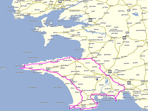 13 novembre 2013 : 208 km, Dodécaudax 4/12