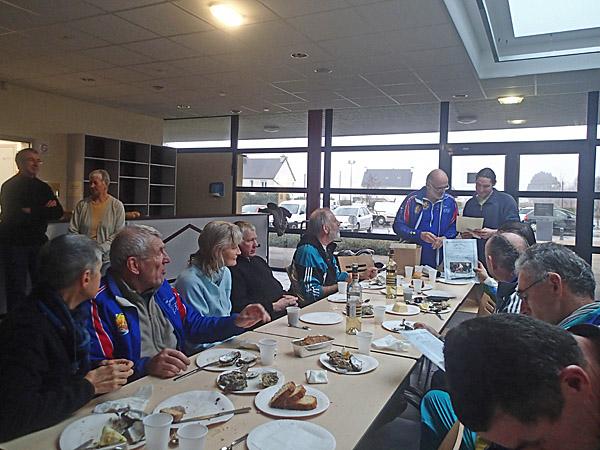 Nyctalope 2013 - Banquet final