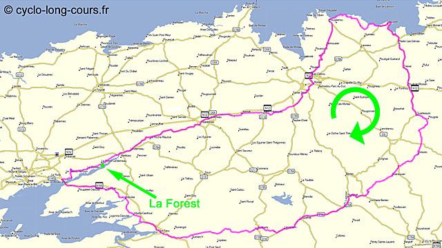 10 décembre 2013 : 206 km, Dodécaudax 5/12