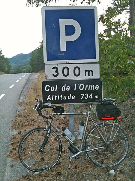 17/09/2011 Col de l'Orme ©cyclo-long-cours.fr