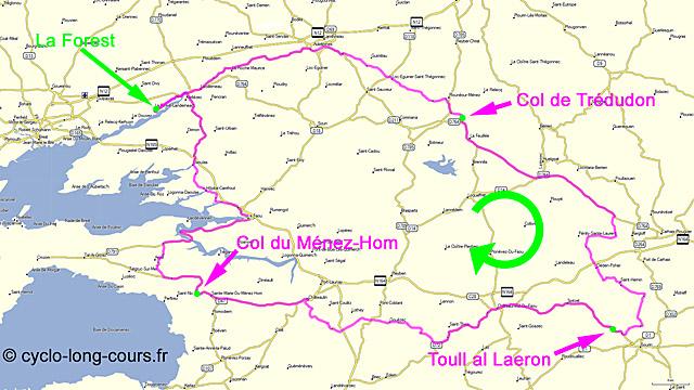 10 janvier 2014 : 209 km, Dodécaudax 6/12