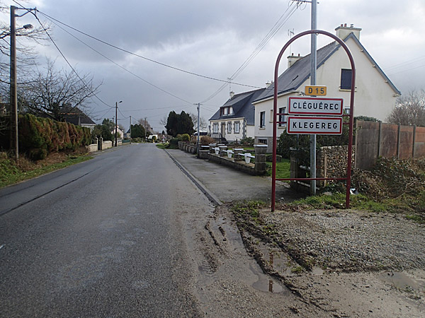 18 février 2014, Cléguérec ©cyclo-long-cours.fr