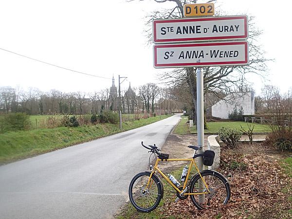 18 février 2014, Sainte Anne-d'Auray ©cyclo-long-cours.fr