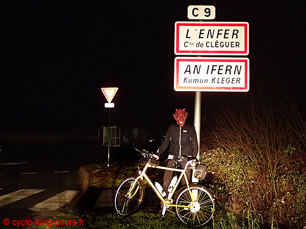 L'Enfer ! ©cyclo-long-cours.fr