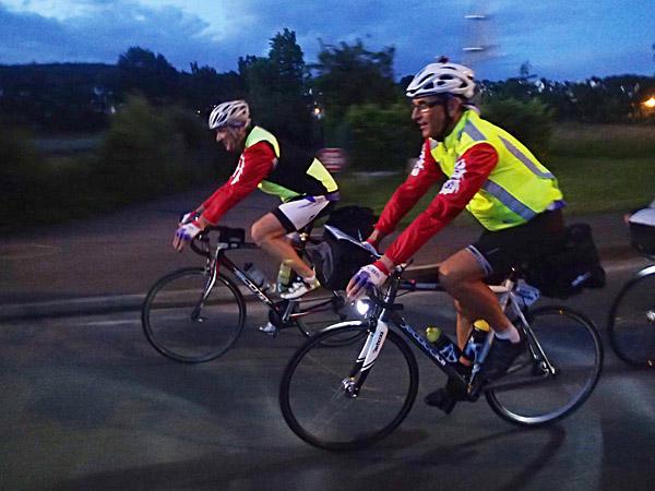 08 juin 2014 : deux diagonalistes en route pour Strasbourg