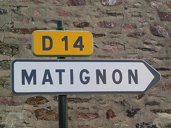Matignon ©cyclo-long-cours.fr