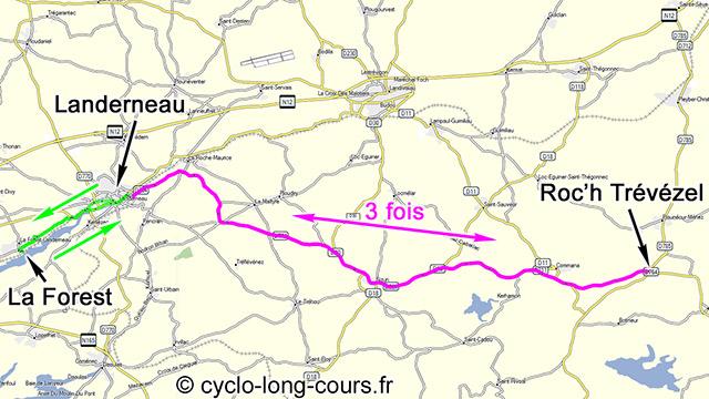 27 septembre 2014 : 203 km, Dodécaudax 16/16