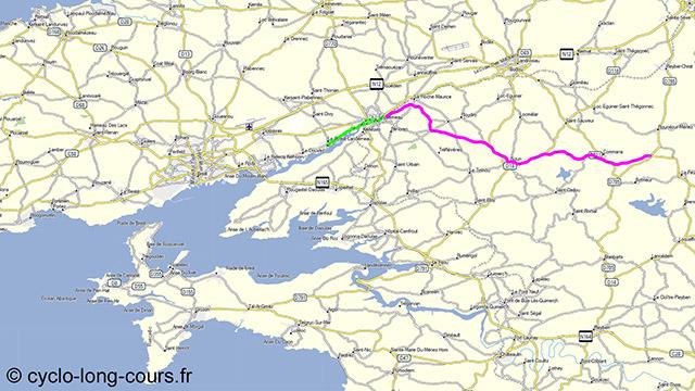 27 novembre 2014 : 203 km, Dodécaudax 16/16