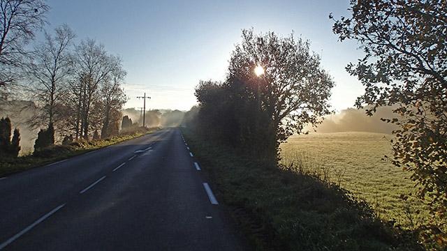 En route pour le Roc'h Trévézel ©cyclo-long-cours.fr