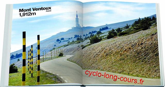 Livre : Sommets Mythiques (GEO), Le Ventoux ©cyclo-long-cours.fr