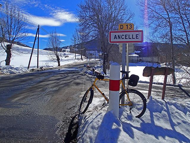 12 février 2015, Ancelle ©cyclo-long-cours.fr