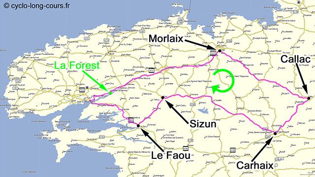 23 mars 2015 : 201 km, Dodécaudax 20/20