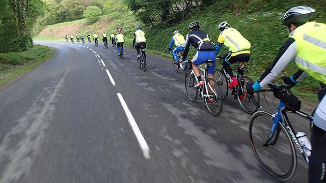 9-10 mai 2015 : BRM 400 de Guipavas (29) ©cyclo-long-cours.fr