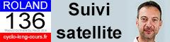 Suivi satellite TCR 2015