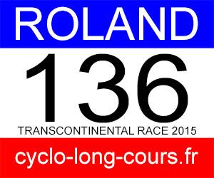 Plaque Vélo TCR 2015