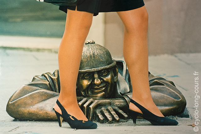 1997 - Bratislava, Slovaquie - © Roland GUILLON