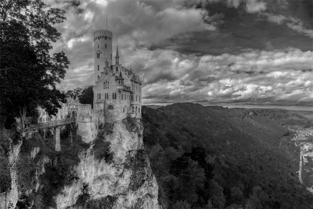 CP1 : Schloss Liechtenstein