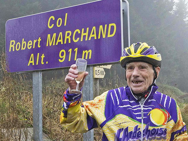 Col Robert Marchand - 911 m