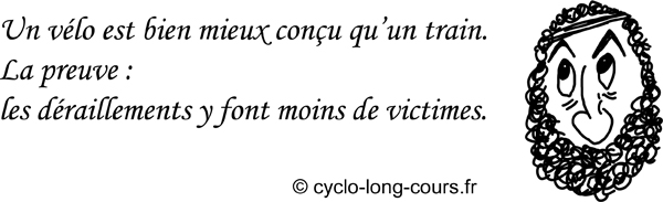 Cyclogito n°11 - Déraillement ©cyclo-long-cours