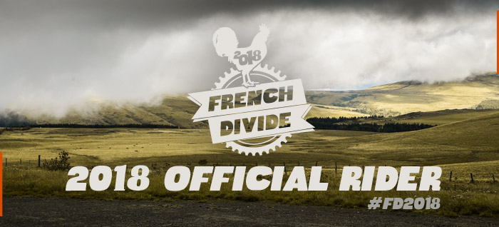 French Divide 2018 - Official Rider