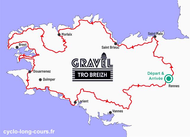 Gravel Tro Breizh 2018