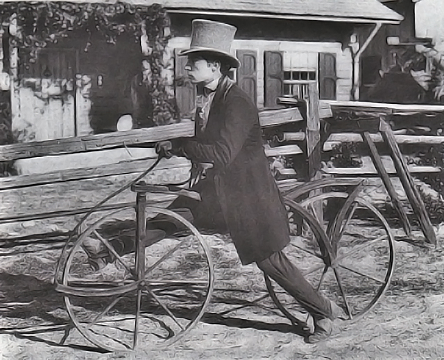 Buster Keaton - Our Hospitality - 1923