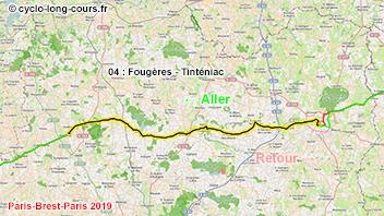 PBP2019 - 04: Fougères - Tinténiac