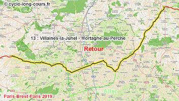 PBP2019 - 13: Villaines - Mortagne-au-Perche