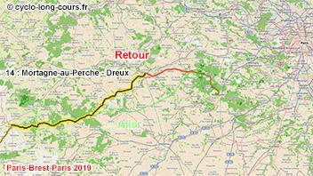 PBP2019 - 14: Mortagne-au-Perche - Dreux