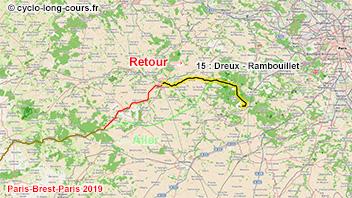 PBP2019 - 15: Dreux - Rambouillet