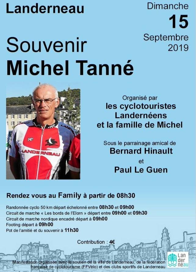 Souvenir Michel Tanné